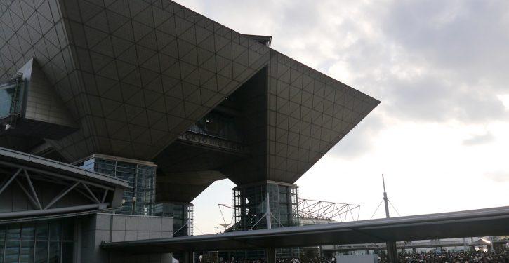 Tokyo Bight Sight, lokasi acara Comic Market