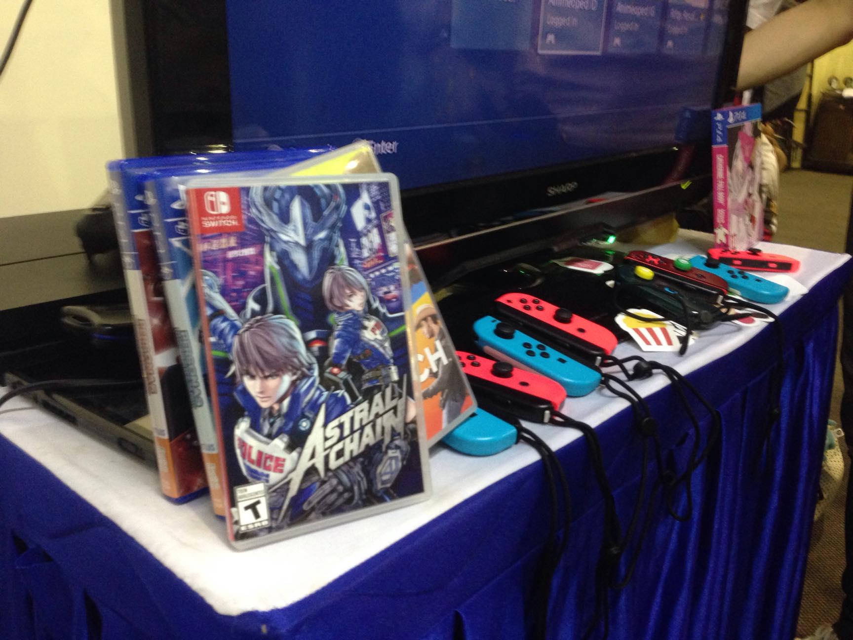 Booth PS x Nintendo di Comifuro 13