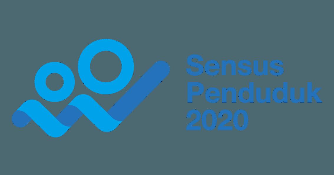 Logo Sensus Penduduk 2020.