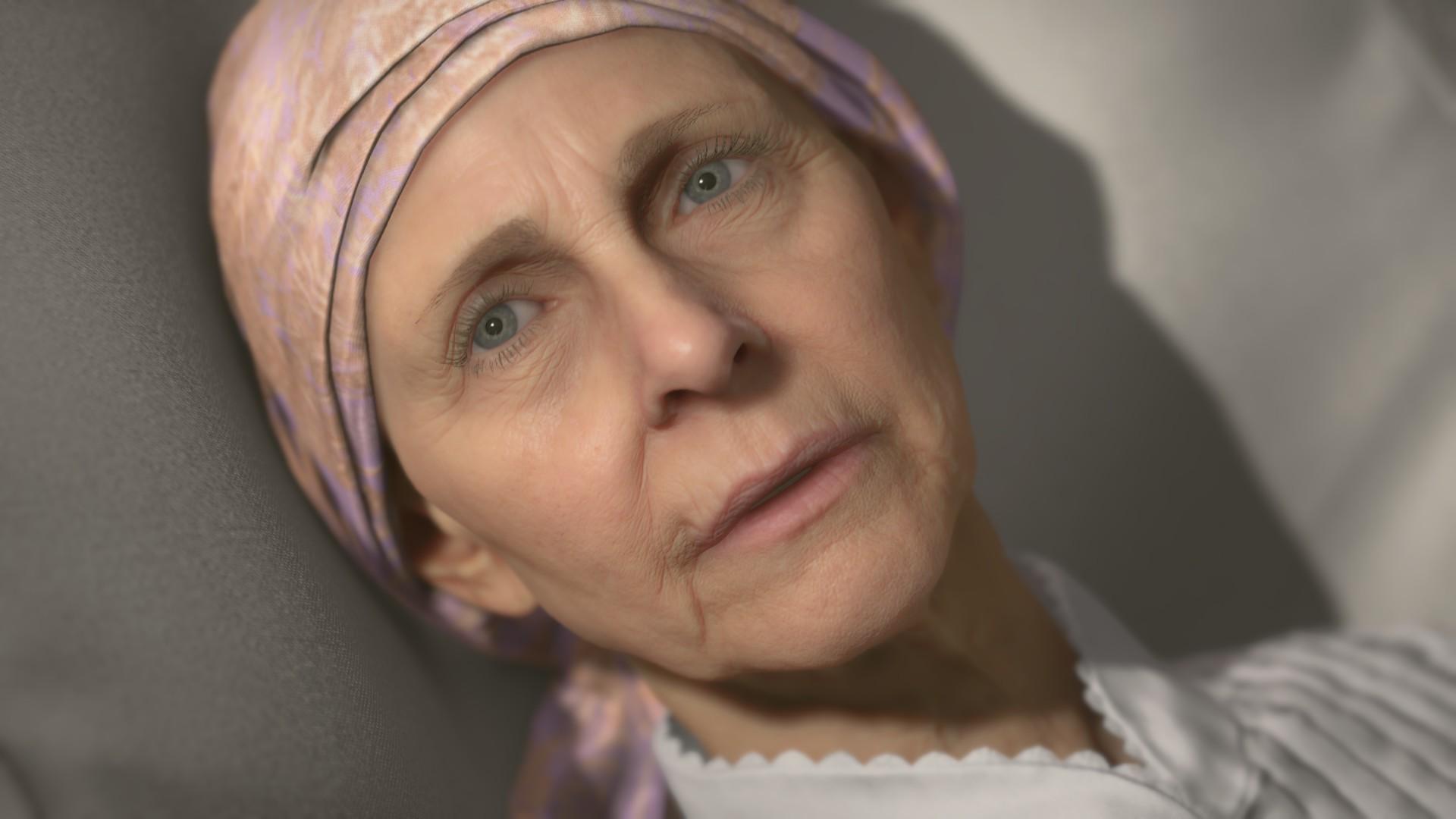 Review Death Stranding Media Formasi Karakter Cewe Nenek