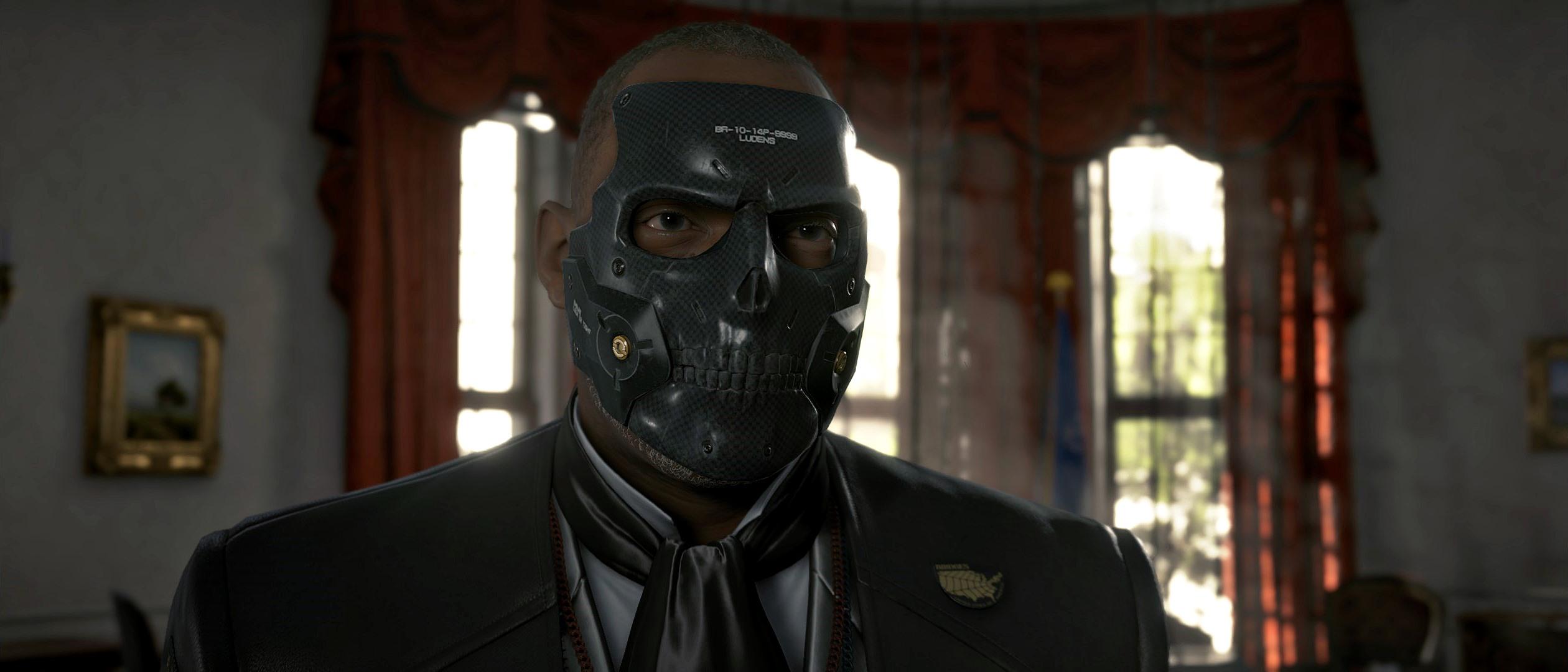 Review Death Stranding PC PS4 Media Formasi Karakter Aktor 3 Bertopeng